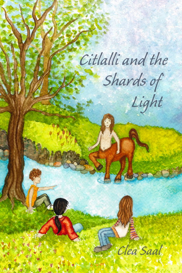 Citlalli and the Shards of Light (fantasy)